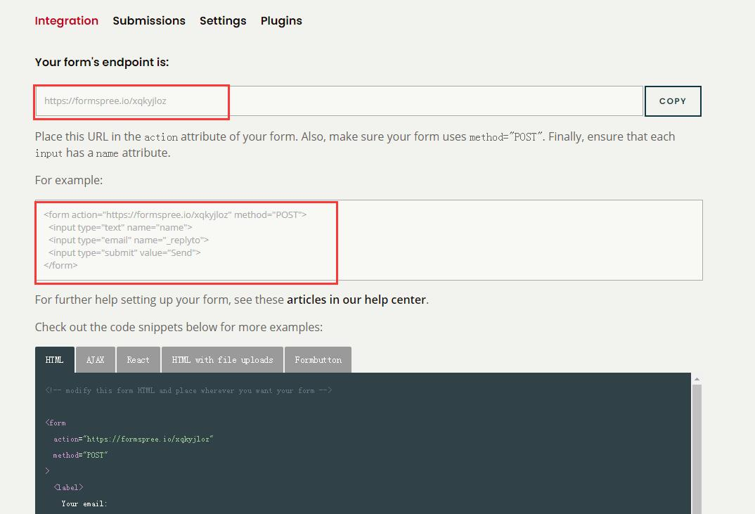 静态页面留言信息表单怎样发送到指定邮箱